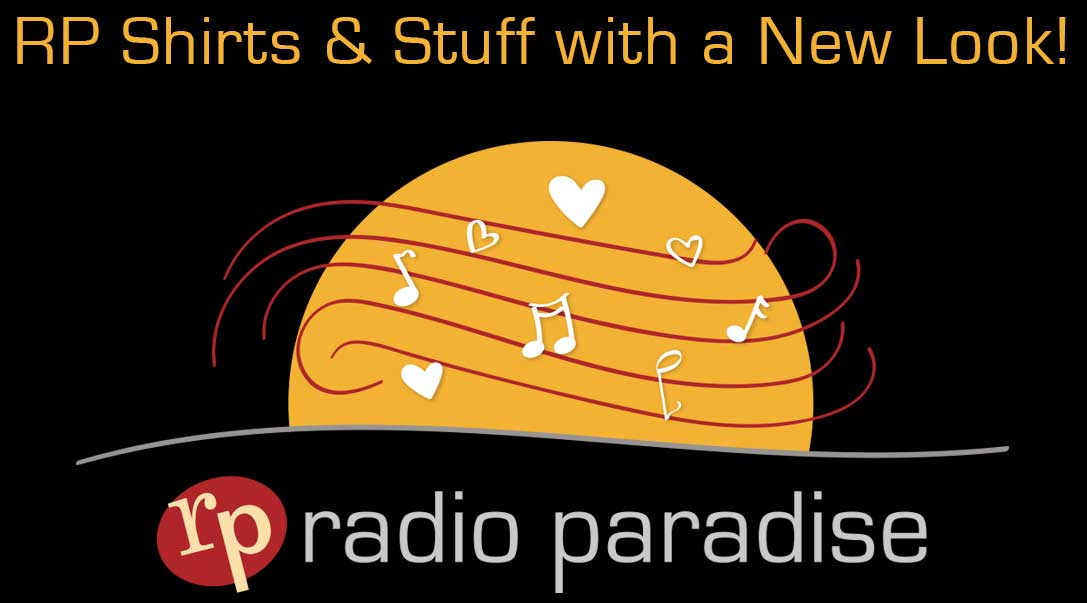 Radio Paradise - eclectic commercial free Internet radio